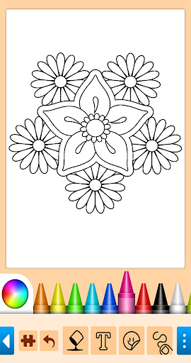 Coloring game for girls and women 15.3.0 screenshots 1