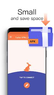 Turbo VPN Lite – Free VPN Proxy Server & Fast VPN 4