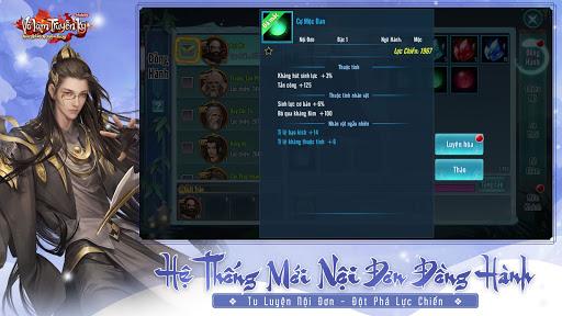 Võ Lâm Truyền Kỳ Mobile - VNG  screenshots 3