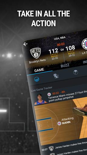 365Scores: Live Scores & Sports News  screenshots 1