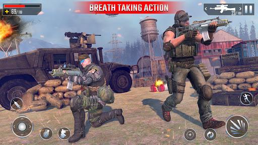 Modern Encounter Strike Commando Mission Game 2020  screenshots 13