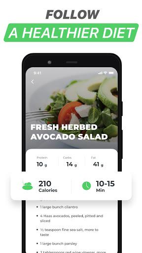 FitCoach: Personalized Fitness apktram screenshots 6