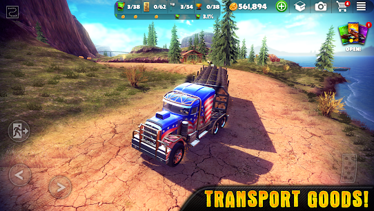 Off The Road MOD APK (Unlocked All Cars) 1