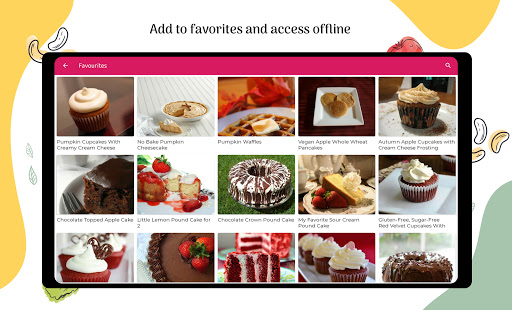 Cake Recipes 26.6.0 Screenshots 12