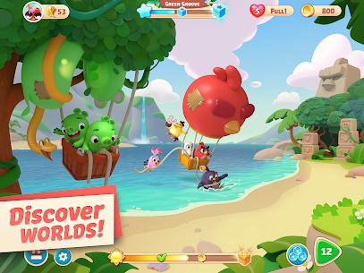 Angry Birds Journey Mod Apk 1.8.0 (Endless Lives) 8