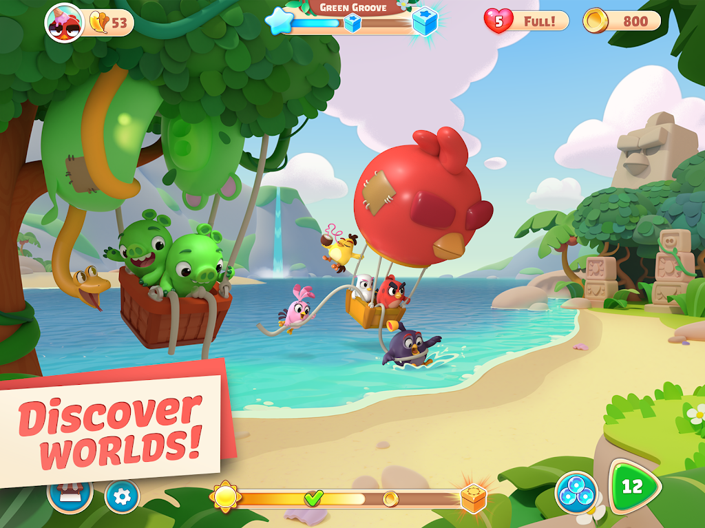 Angry Birds Journey  poster 7