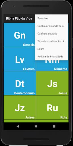 Bu00edblia Almeida Linguagem Atualizada - Pu00e3o da Vida 2.3.6 screenshots 2