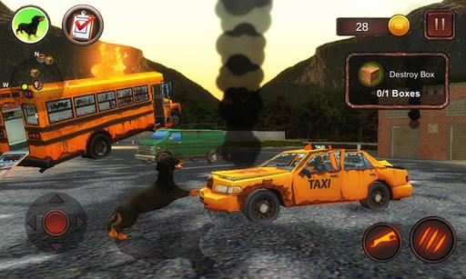Dachshund Dog Simulator  screenshots 5