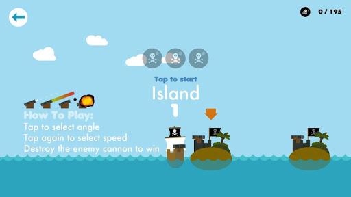 tiny pirates! screenshot 3
