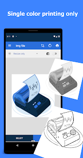 RawBT print service