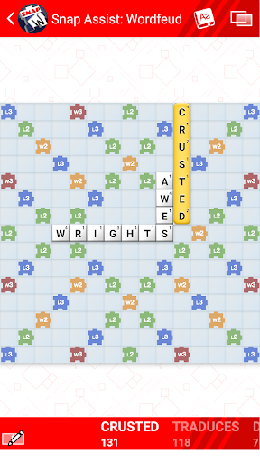 Snap Assist for Wordfeud  screenshots 10
