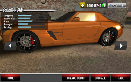 Racer UNDERGROUND 1.39 screenshots 4