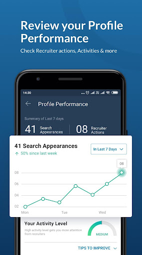 Naukri.com Job Search App: Search jobs on the go! 15.4 Screenshots 5