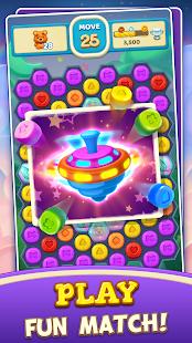 Toy Pop Adventure: Block Crush