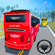 Bus Racing Simulator 2021 -New Bus Driving Games
