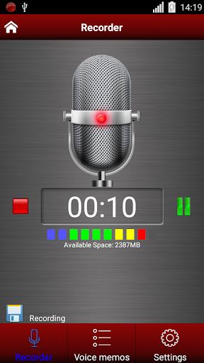 Voice recorder 1.38.463 Screenshots 10
