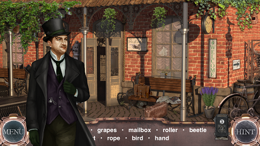 Time Machine - Finding Hidden Objects Games Free screenshots 1