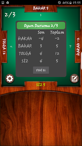 Batak u0130haleli 1.2.2 screenshots 4