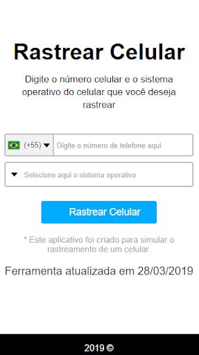 Rastrear Celular pelo Numero  Screenshots 1