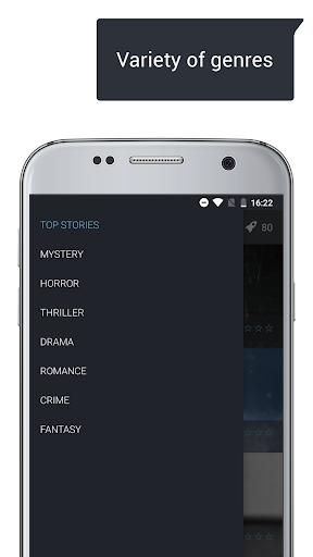 Catch u2014 Thrilling Chat Stories screenshots 4