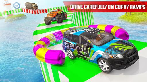 Ultimate Car Stunt: Mega Ramps Car Games android2mod screenshots 9
