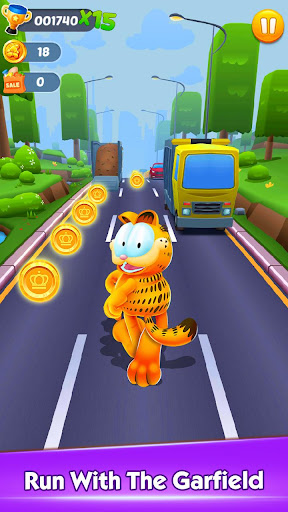 Garfieldu2122 Rush  screenshots 17