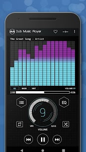 Dub Music Player – Free Audio Player, Equalizer 🎧 5