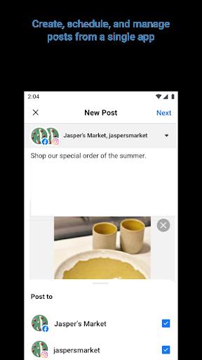 Facebook Business Suite (Pages Manager) apktram screenshots 2