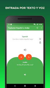 Translator Spanish  Arabic For Pc, Windows 7/8/10 And Mac – Free Download 2021 1