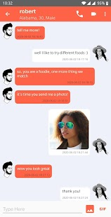 Anonymous Chat With Strangers Screenshot