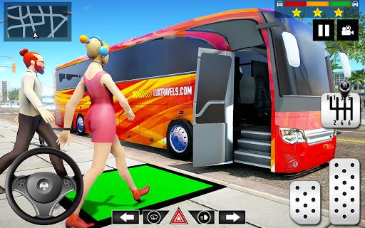 Mountain Bus Simulator 3D apktram screenshots 12