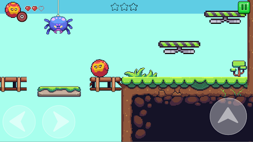 Roller Bounce Ball 5 : Jumping Master  screenshots 7