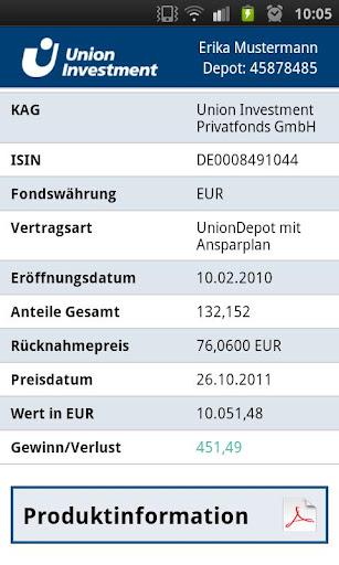 FondsOnline  screenshots 4