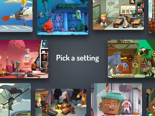 Toontastic 3D 1.0.5 Screenshots 8