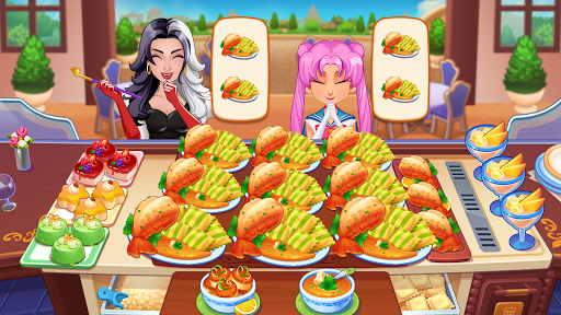 Cooking Master Life :Fever Chef Restaurant Cooking screenshots 2