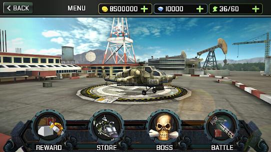 Gunship Strike 3D APK MOD 1.2.3 (Unlimited Money) 8