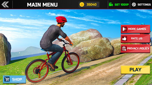 Offroad Bicycle BMX Riding  screenshots 15