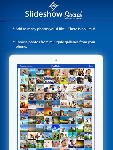 Slideshow Social- FREE For PC Windows (7, 8, 10, 10X) & Mac Computer Image Number- 13