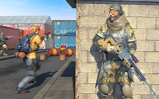 Sniper Game Of Commando Strike 5 screenshots 10