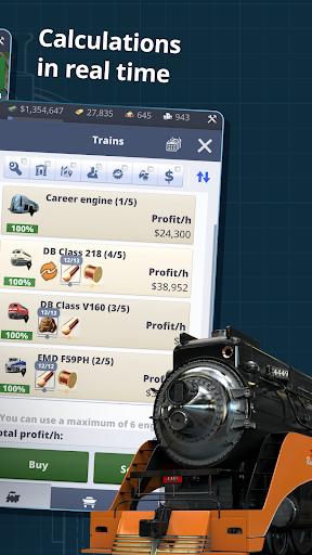 Rail Nation  screenshots 4