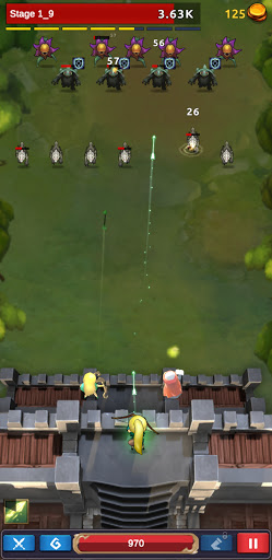 Kingdom Raid: Battle of Vanaheim