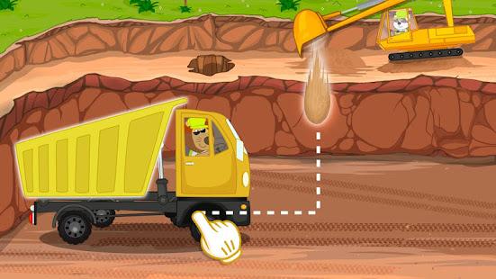 Hippo builder. Building machines 1.2.5 screenshots 2