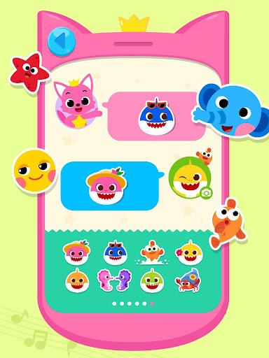 Pinkfong Baby Shark Phone 26.01 Screenshots 10