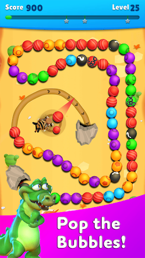 Marble Wild Friends - Shoot & Blast Marbles  screenshots 9