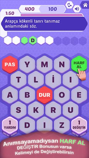 TV2 Kelime Bul Oyunu 1.0.0 screenshots 2
