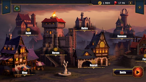 Grimguard Tactics: End of Legends