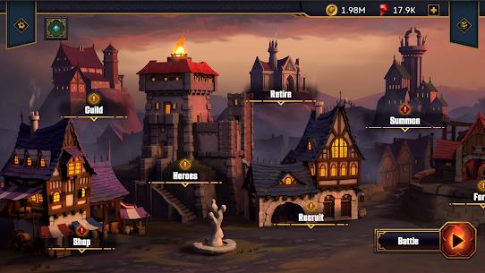 Grimguard Tactics: End of Legends MOD APK 0.6.8 (Unlimited Money) 7
