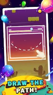 Line Runner 2D MOD APK 1.1 (Unlimited Money) 1