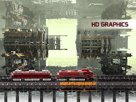 Future Express Train Simulator