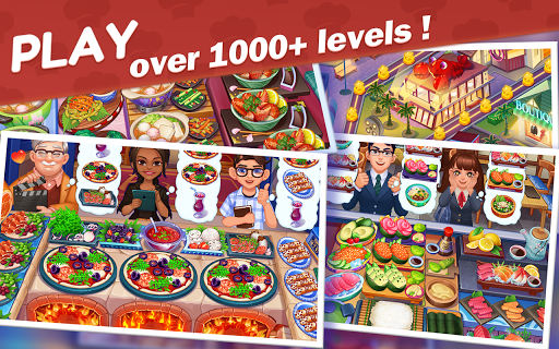 Cooking Voyage - Crazy Chef's Restaurant Dash Game 1.4.4+3878cd2 screenshots 22